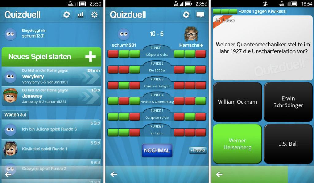 Quizduell - Symbian