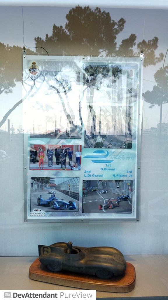 Die Formel E fährt kommendes Jahr ja leider nicht in Monaco :(