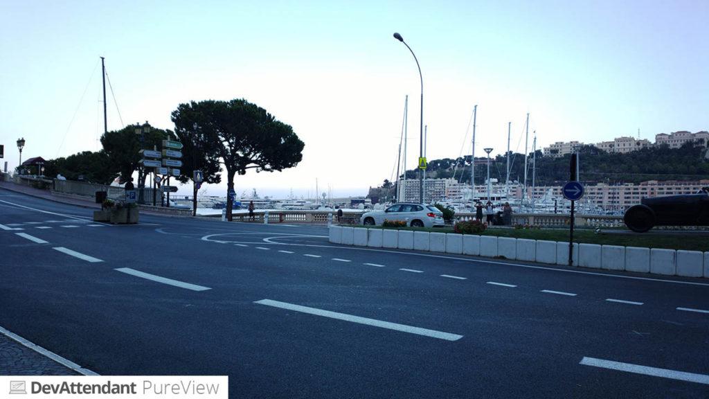 Ein letzter Blick auf Monaco vor der Abreise... :'/