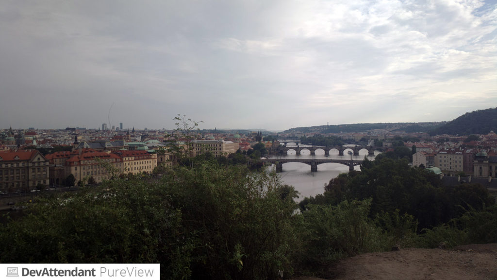 Sightseeing in Prag