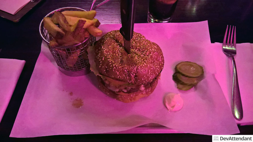 Burgertime \o/