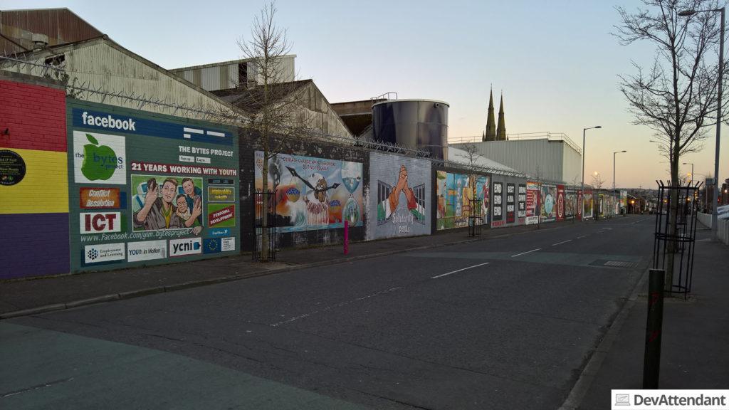 Die Murals