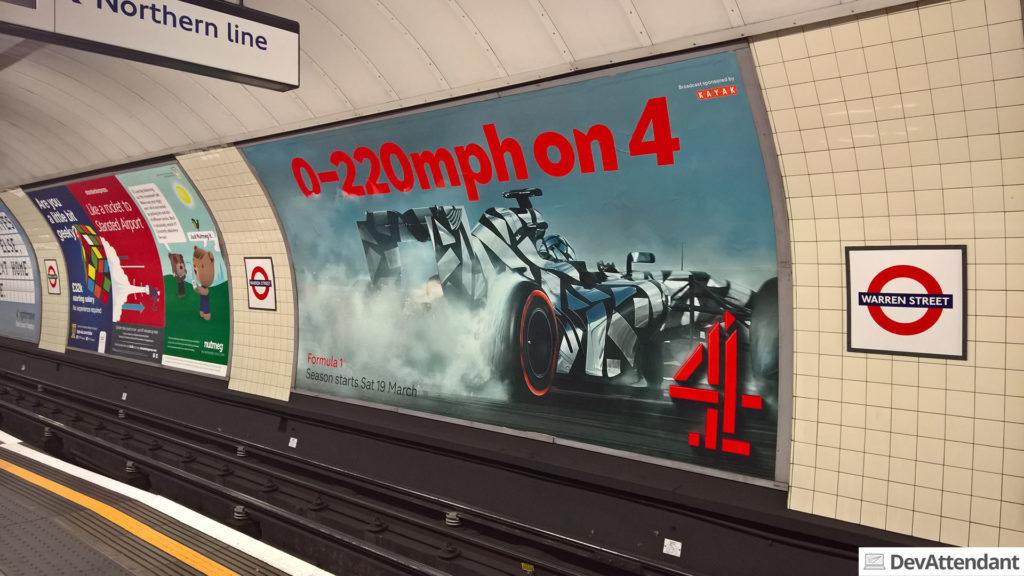 Die Formel 1 gibt es in UK bei Channel 4, aber nur die Hälfte aller Rennen live