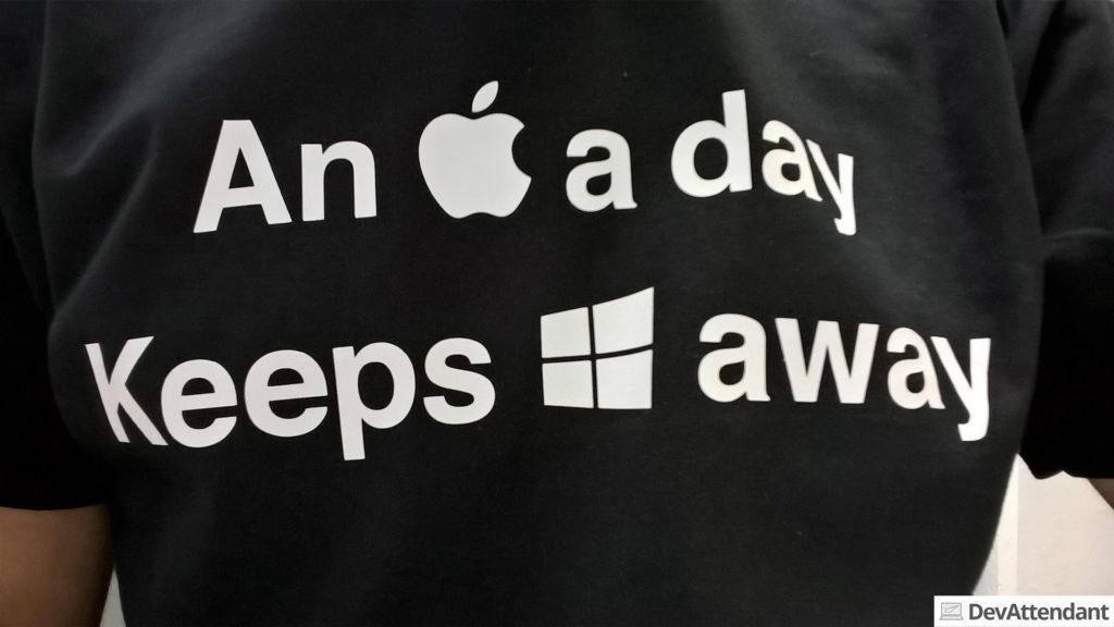 Das viel zu geniale T-Shirt :D