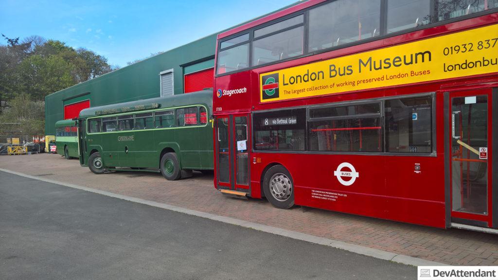 Das Bus Museum