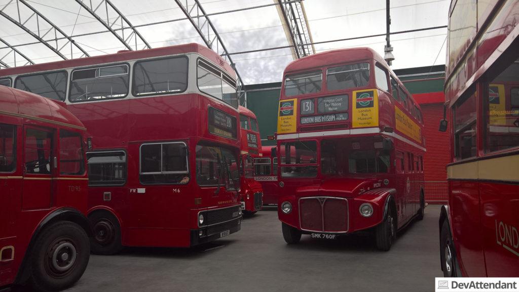 ...und neue Busse :D