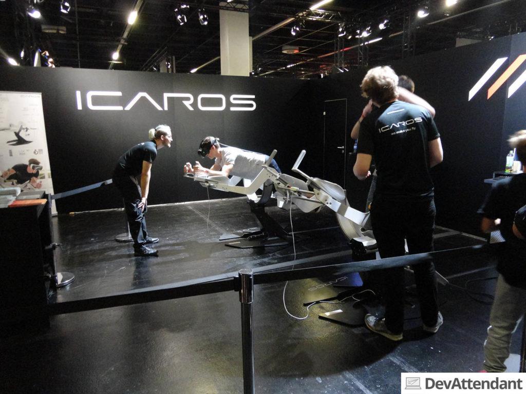 Fliegen mit ICAROS