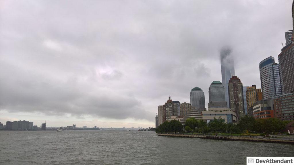 Das verschlafene New York