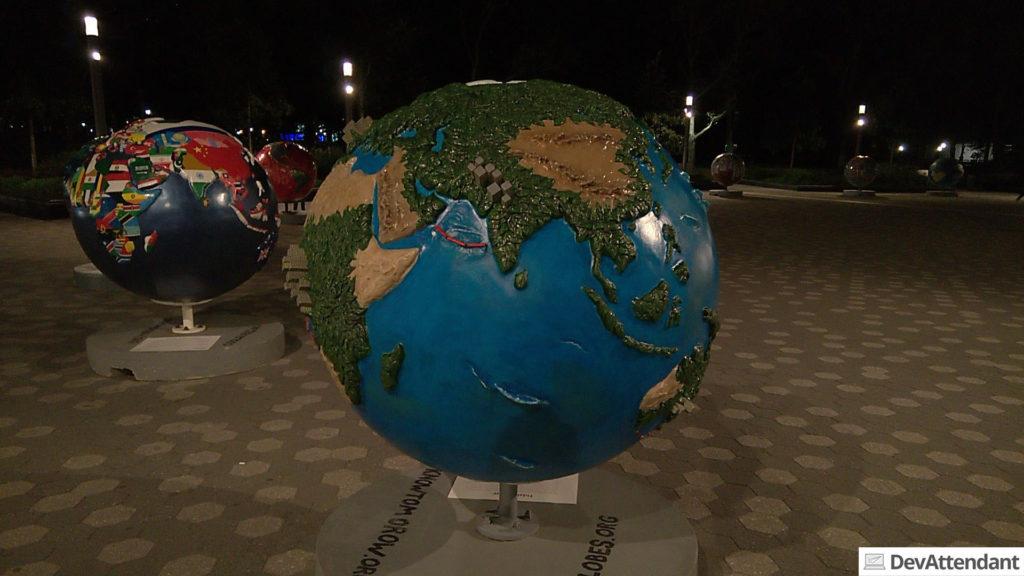 Cool Globes: Die Welt zum Anfassen