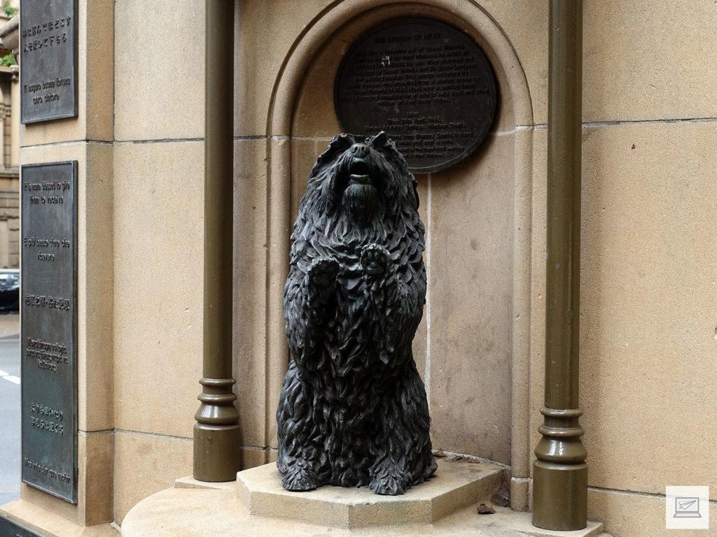Queen Victoria's sprechender Hund Islay