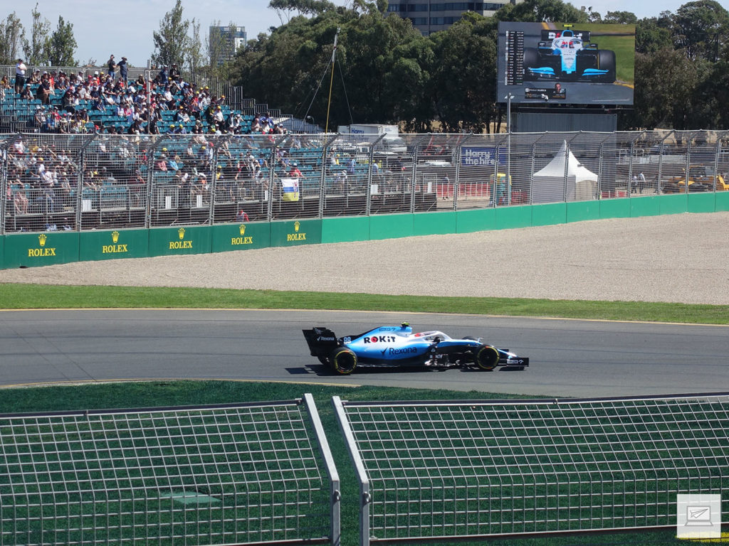 Robert Kubica wieder als Stammfahrer im Auto unterwegs