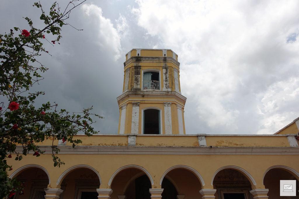 Von dem Museumsturm hatte man eine schöne Aussicht auf die ganze Stadt (letzte Fotos)