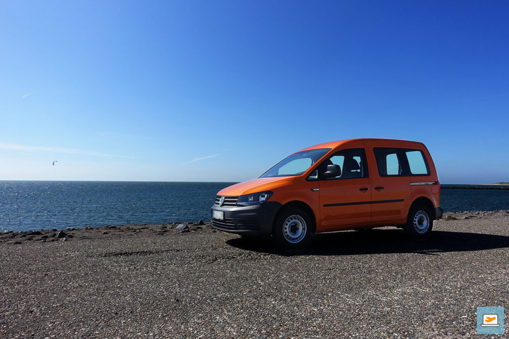Mein VW Caddy