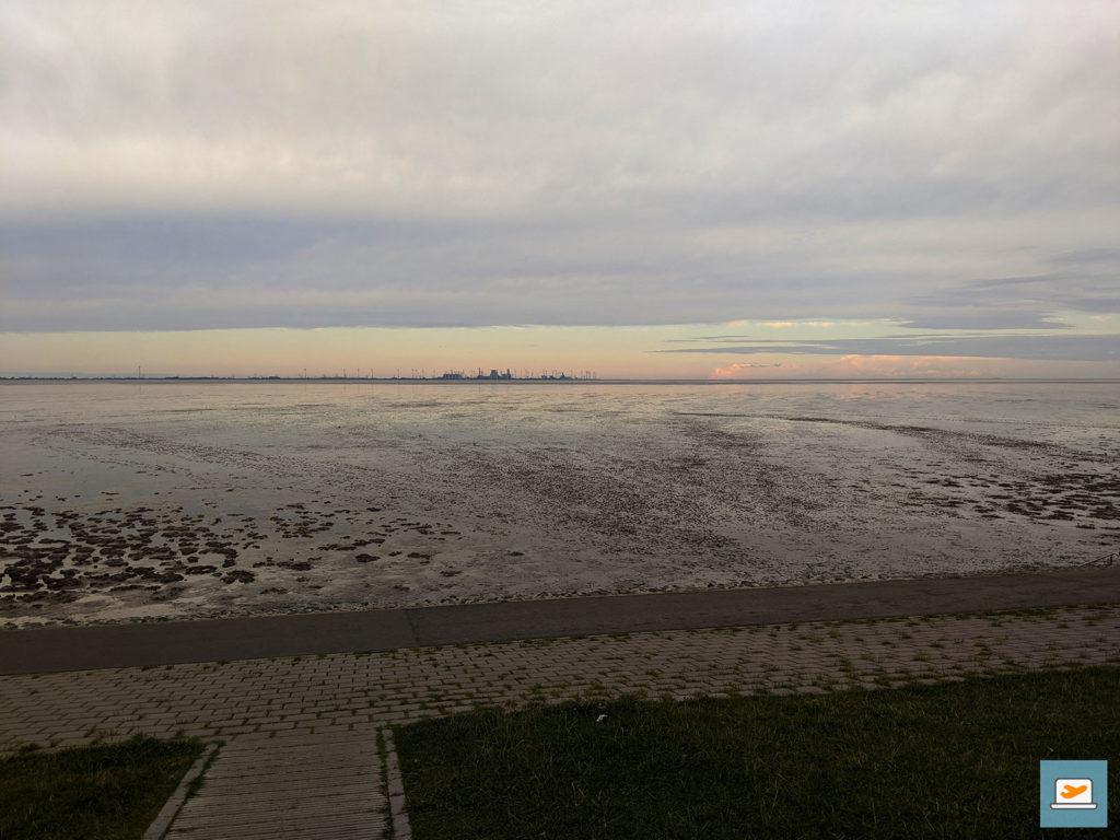 Auf niederländischer Seite sah es schon schöner aus, leider war das nicht das Ziel des Tages
