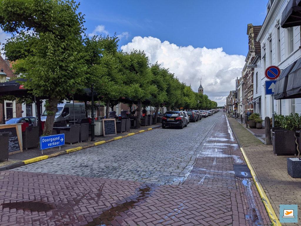 Unterwegs in Willemstad