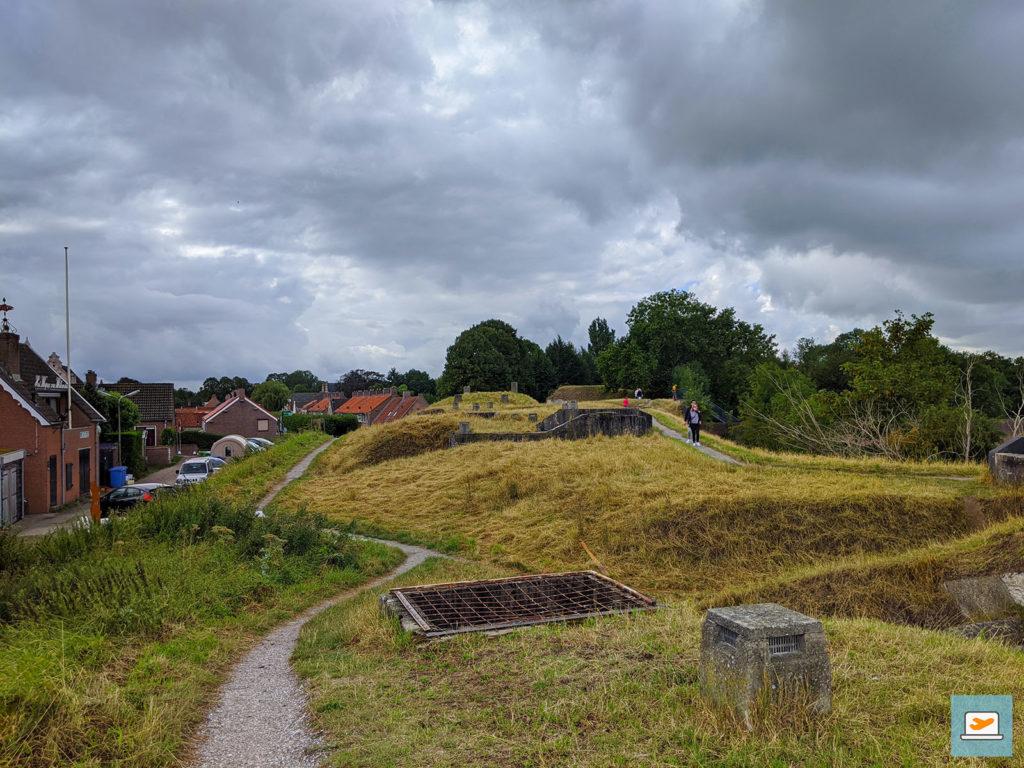 Die Bastion Gelderland