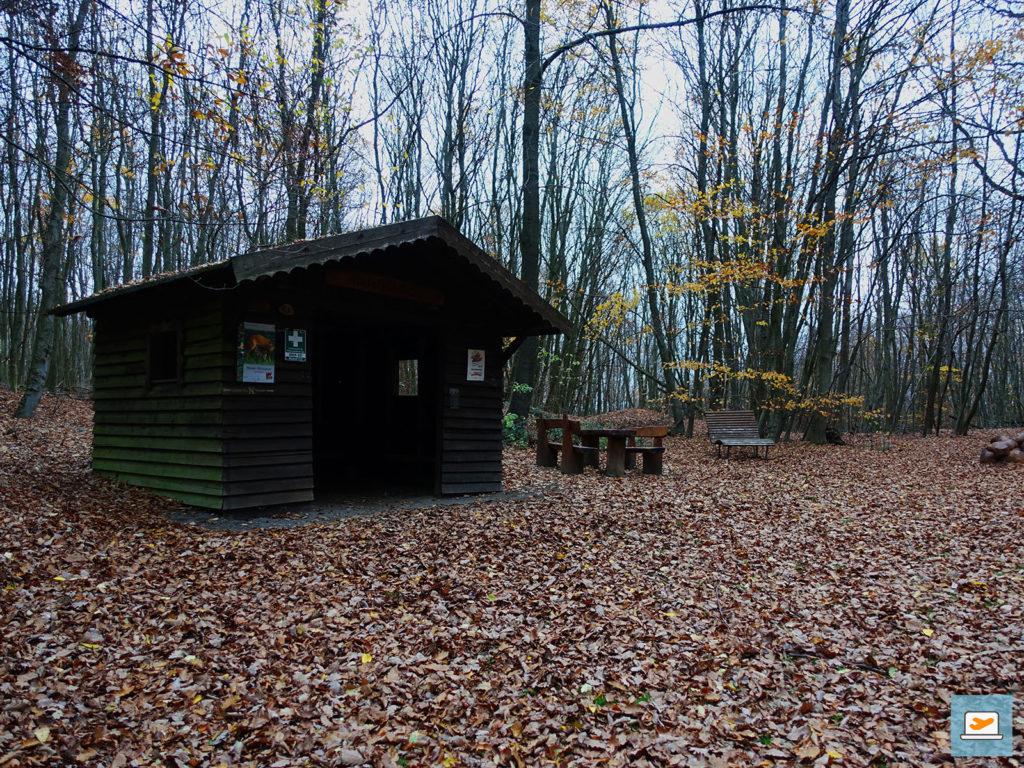 Die Ahrefeld-Hütte