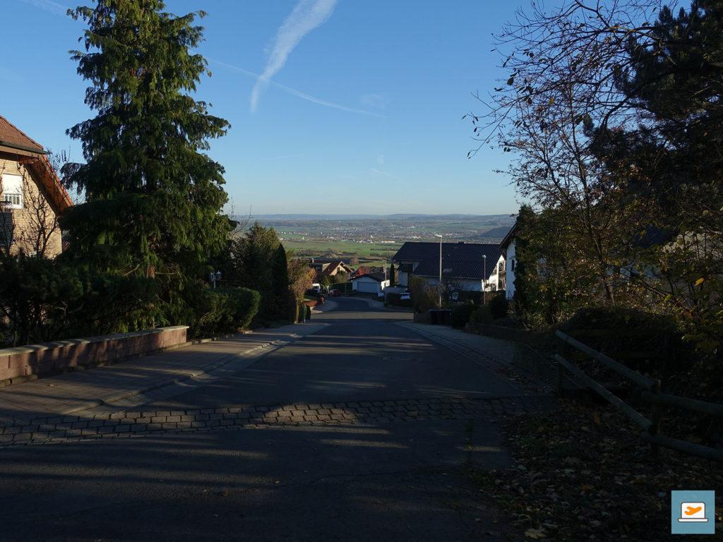Der Ort Nickenich