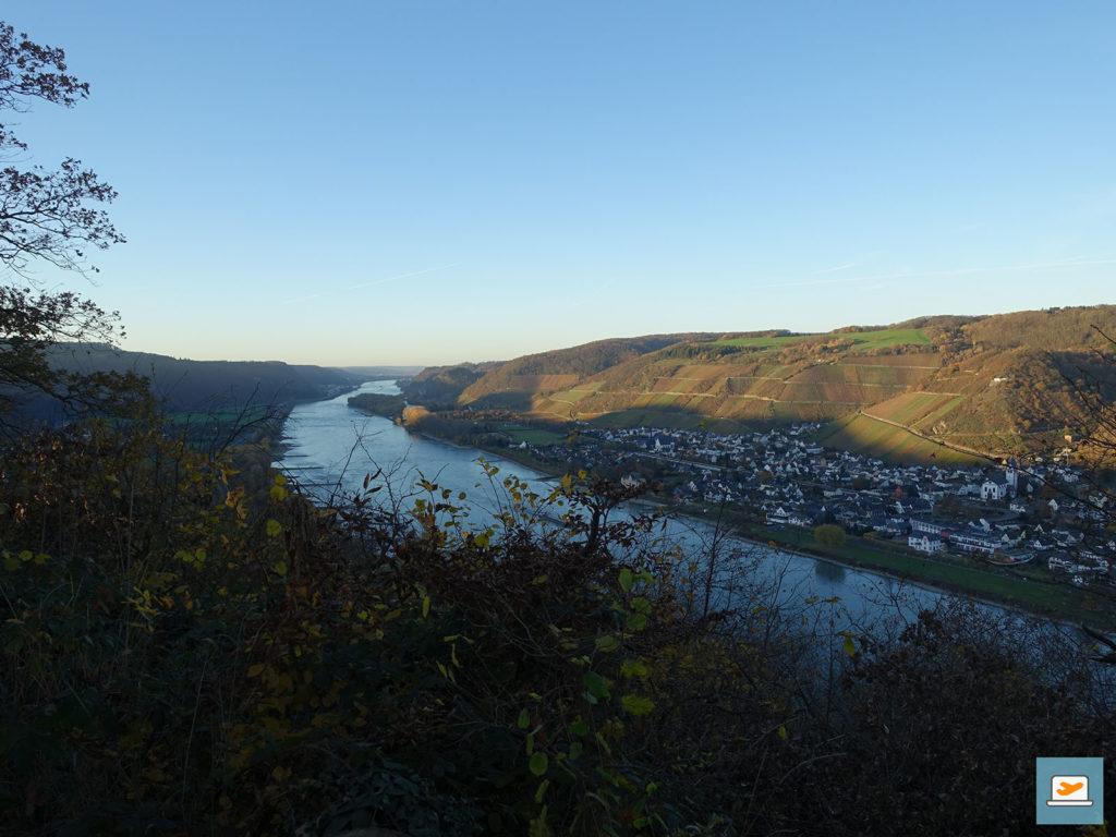Aussicht in Richtung Bonn
